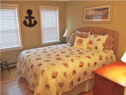 East Dennis Cape Cod vacation rental - Second Bedroom - 1 Queen