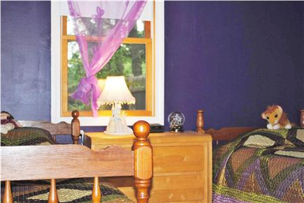 Eastham Cape Cod vacation rental - Bedroom 2 with two single beds
