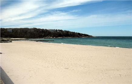 North Falmouth Cape Cod vacation rental - Old Silver Beach is just over a mile away