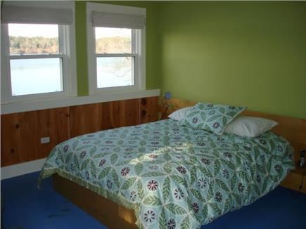Eastham Cape Cod vacation rental - A bedroom upstairs with waterviews