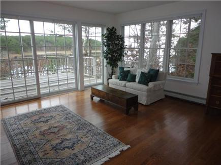 Wellfleet Cape Cod vacation rental - Main bedroom first floor, deck access, views & private bath