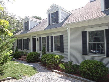 Wellfleet Cape Cod vacation rental - Front of home.
