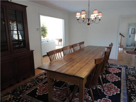 Wellfleet Cape Cod vacation rental - Formal dining room