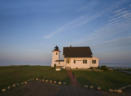 Pocasset Pocasset vacation rental - Historic Wings Neck Lighthouse