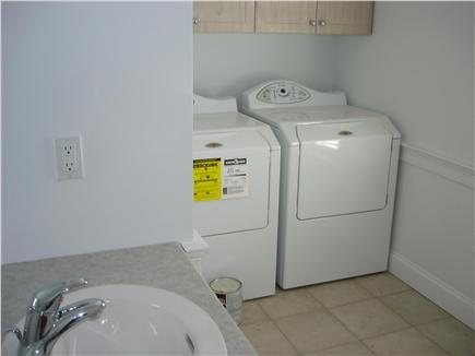 Brewster Cape Cod vacation rental - Laundry room-very convenient complete with soap/ towels.