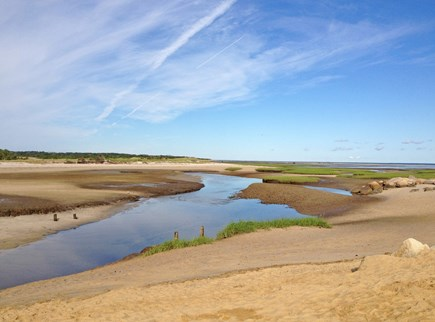 Brewster Cape Cod vacation rental - Walk 1/2 mile to Paine's Creek Beach - best sunsets!