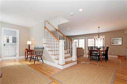 Orleans Cape Cod vacation rental - Entry