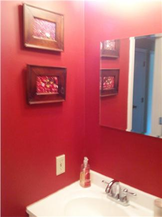 Harwich Cape Cod vacation rental - Bathroom 2 with tub and shower