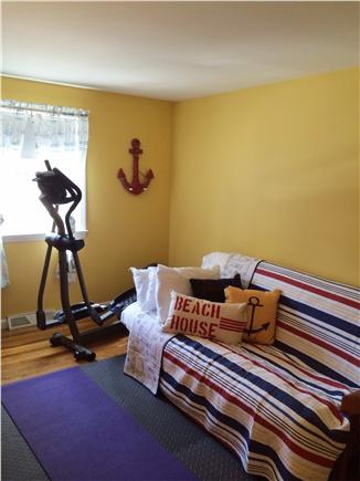 Harwich Cape Cod vacation rental - Bedroom 3 with double futon