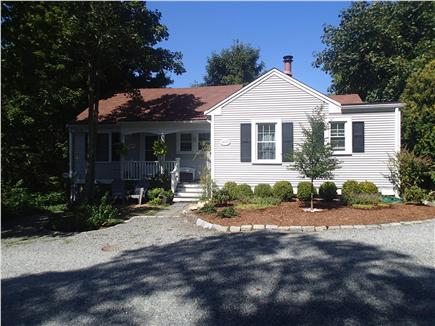 Orleans Town Cove Cape Cod vacation rental - Charming cottage condo in town but tucked away-right side is 49B