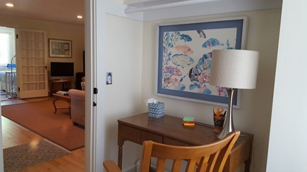 Orleans Town Cove Cape Cod vacation rental - Small study