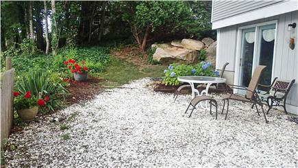 Orleans Town Cove Cape Cod vacation rental - Backyard