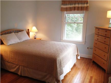 Falmouth Heights Cape Cod vacation rental - 1st floor master bedroom