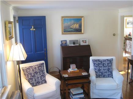Osterville Osterville vacation rental - Living Room - screen door allows great summer breezes