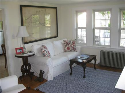 Osterville Osterville vacation rental - Living Room with fold out couch