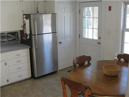 Osterville Osterville vacation rental - Kitchen has a four person dining table
