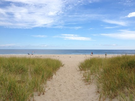 East Orleans Cape Cod vacation rental - Beautiful Nauset Beach is just across Roberts Cove!