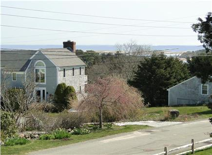 East Orleans Cape Cod vacation rental - Water view from upstairs Master suite