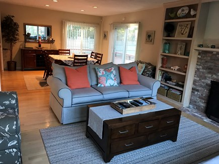 New Seabury (Mashpee) New Seabury vacation rental - Cozy living room with all the amenities