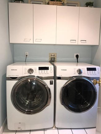 New Seabury (Mashpee) New Seabury vacation rental - Fully equipped laundry room
