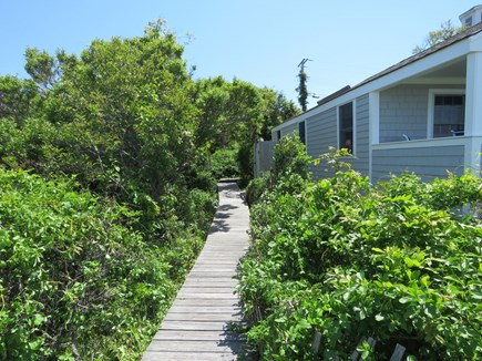 Brewster Cape Cod vacation rental - Short stroll off beach to cottage
