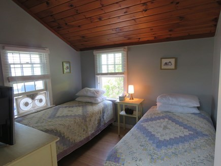 Brewster Cape Cod vacation rental - Waterfront bedroom