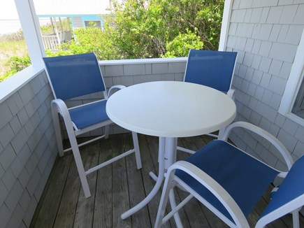 Brewster Cape Cod vacation rental - Open air dining