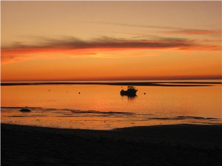 Brewster Cape Cod vacation rental - Magnificent Sunsets from the Porch