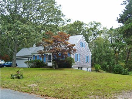 Harwichport Cape Cod vacation rental - Good sized lawn