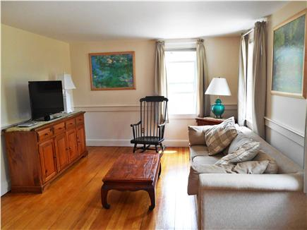 South Dennis Cape Cod vacation rental - Living Room