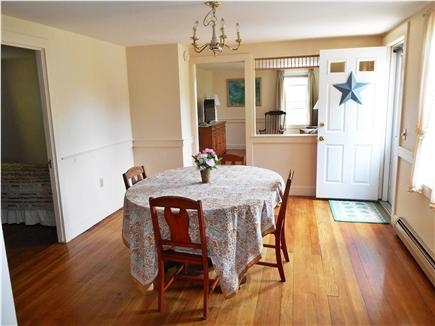 South Dennis Cape Cod vacation rental - Dining Area off Kitchen
