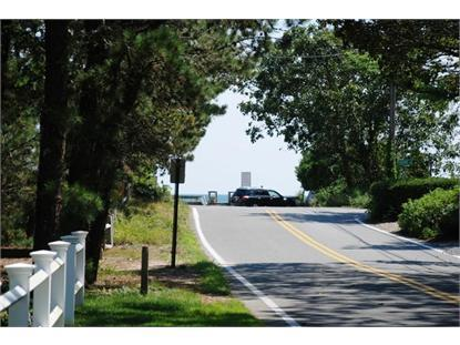 West Harwich Cape Cod vacation rental - Road to beach