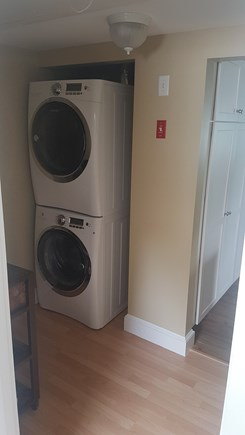West Harwich Cape Cod vacation rental - Washer and dryer
