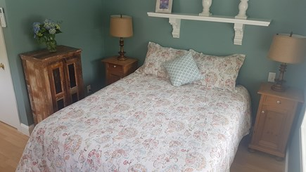 West Harwich Cape Cod vacation rental - Master with queen bed
