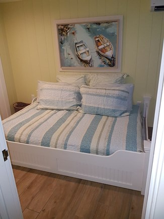 West Harwich Cape Cod vacation rental - Guest bedroom with a full