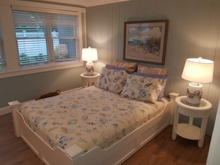 West Harwich Cape Cod vacation rental - Guest bedroom with a queen