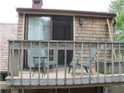 Provincetown Cape Cod vacation rental - Deck off second floor bedroom