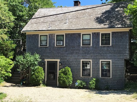 Provincetown Cape Cod vacation rental - Front of house. 2 parking spots.