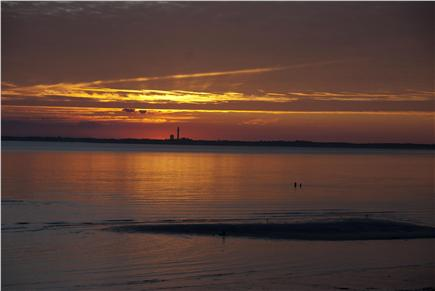 North Truro Cape Cod vacation rental - Beautiful sunsets
