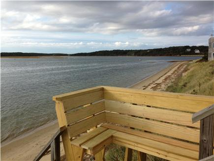 Wellfleet Cape Cod vacation rental - Private Stairs to Beach!