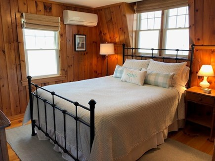 Wellfleet Cape Cod vacation rental - Master Bedroom with Queen Bed and en suite Bath