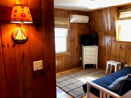 Wellfleet Cape Cod vacation rental - Den with Futon sofa bed