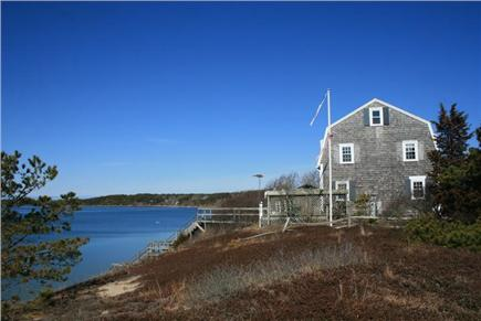 Wellfleet Cape Cod vacation rental - BayVu Cottage with 270 Degree Water Views!