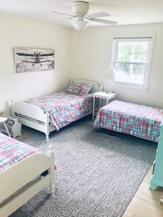 Dennis Cape Cod vacation rental - 3 new Twin Beds and cable TV
