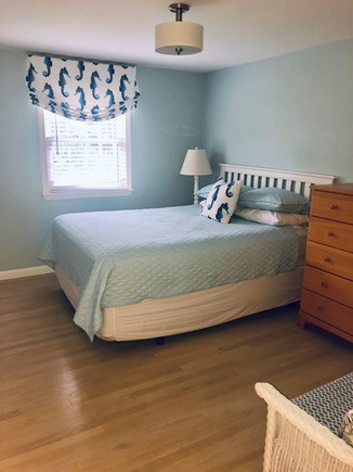 Dennis Cape Cod vacation rental - Guest Bedroom with new mattress and seating