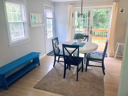 Dennis Cape Cod vacation rental - Eat in kitchen