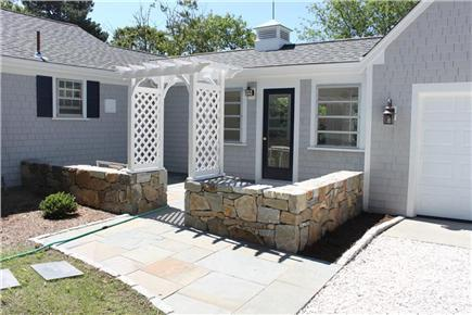 Falmouth Heights Cape Cod vacation rental - Patio/Breezeway View