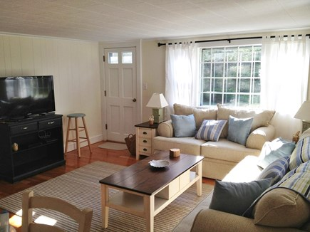 Falmouth Heights Cape Cod vacation rental - Living Room- Main House