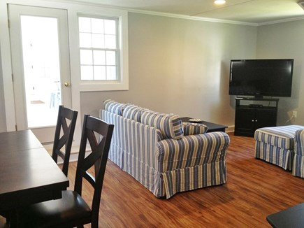 Falmouth Heights Cape Cod vacation rental - Family Room -Guest Side