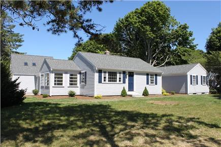 Falmouth Heights Cape Cod vacation rental - Front View of Home